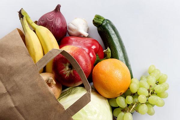 Conciergerie d'entreprise : livraison panier de fruits et légumes locaux - Saintes